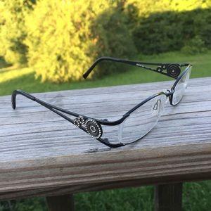 Bvlgari Italy eyeglass frames gorgeous design